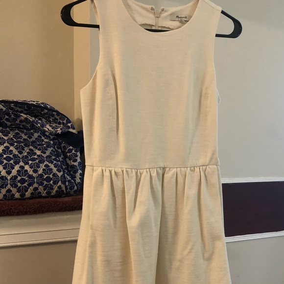 Madewell Dresses & Skirts - Madewell Cream Dress.